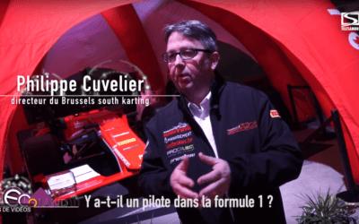 Le Formula1 Simulator dans l'émission de Telesambre : ECOLAND INNOVATION