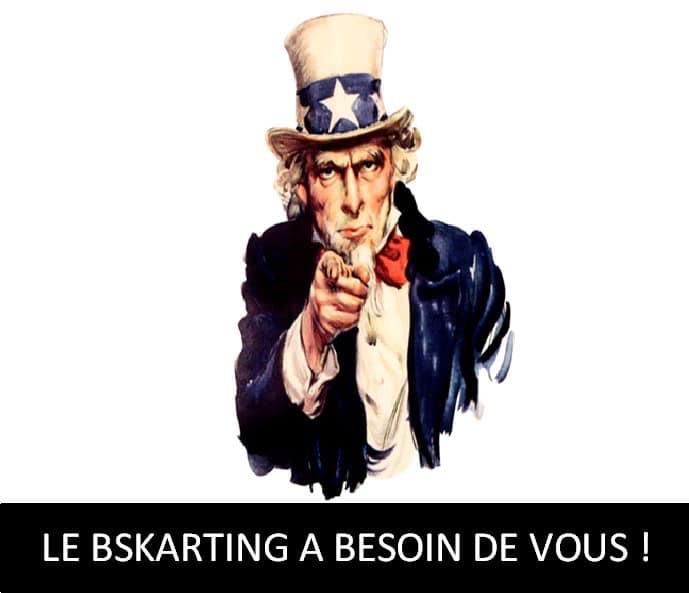 ***MESSAGE IMPORTANT*** LE BSKARTING A BESOIN DE VOUS !!!